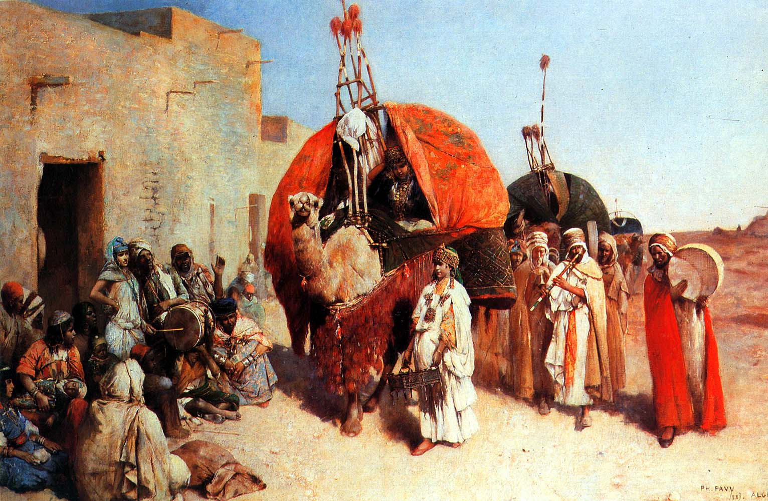 famous orientalist paintings